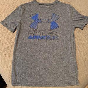Under Armour heatgear boys shirt